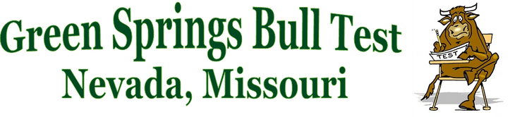 Green Springs Bull Test