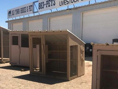 Tucson Chicken Coops, Locally Made
