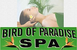 BIRD OF PARADISE SPA MAUI