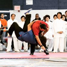 Shifu New York Shuai Jiao Chinese Wrestling Traditional Kung Fu Martial Art