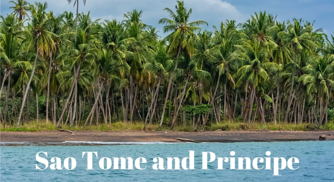 Sao Tome and Principe Travel and Tours - African Star Tours