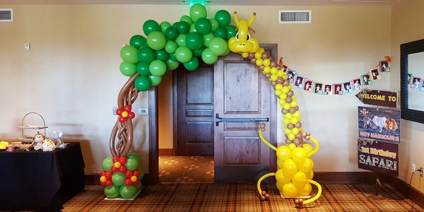 "alt=""Make any event or occasion extra special with balloons by Balloon Flare"""