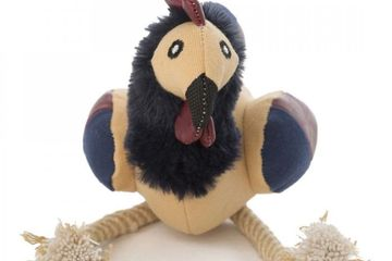 Wag & Bone Danish Designs Connie the Cockerel Toy