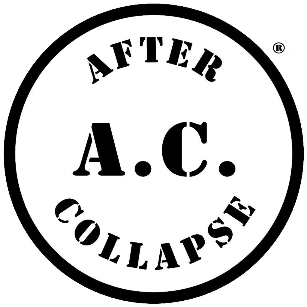 A.C. AFTER COLLAPSE® circle logo
