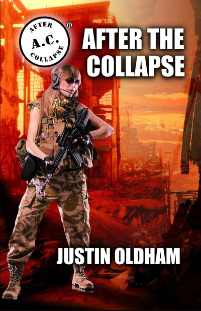 After the Collapse front cover