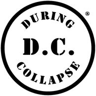 D.C.: DURING COLLAPSE® circle logo