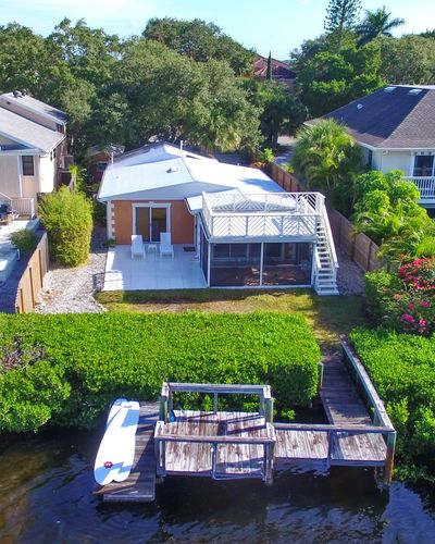 Siesta Key Real estate home
