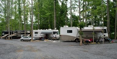 Cocke County, Tennessee campgrounds and rustic camp sites.
