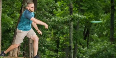 Disc Golf courses and competitions in Morristown, Tennessee