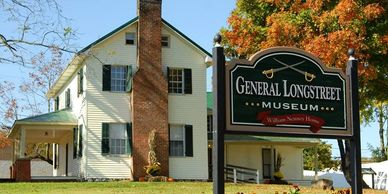 General Longstreet Museum in Morristown, Tennessee