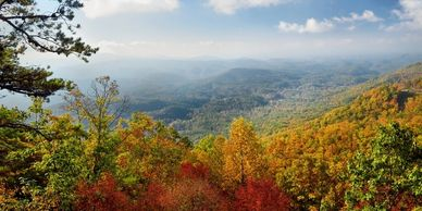 Sevierville Tennessee Great Smoky Mountains