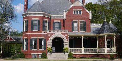 Knoxville Tennessee Historic Homes Museuems