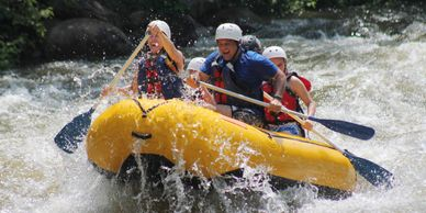 Pigeon Forge TN Rafting Adventures