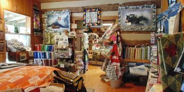 Cocke County TN Arts and Crafts - Foothills of the Smoky's Quilt Shop