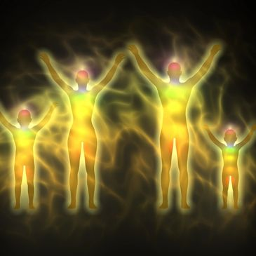 Group Healing Energy Bodies