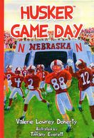 Husker Game Day children's book by Valerie Doherty