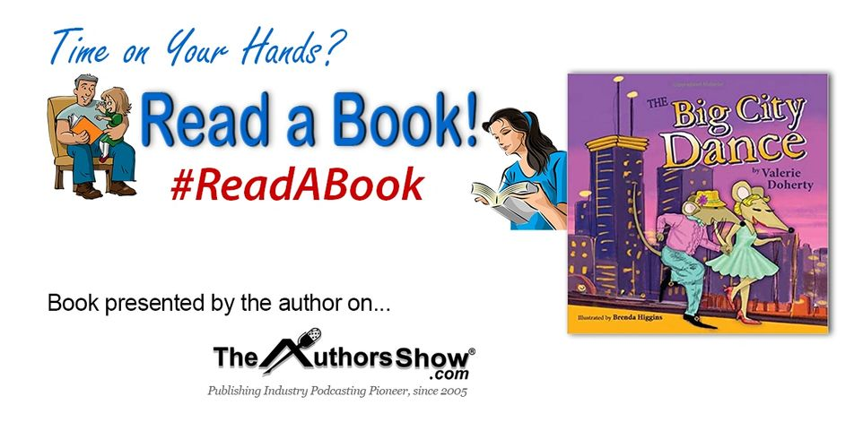Interview with Valerie Doherty on The Authors Show