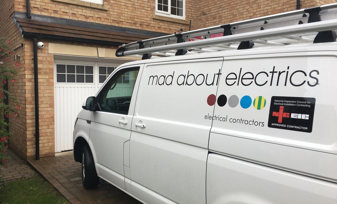 Mad About Electrics CCTV Installation