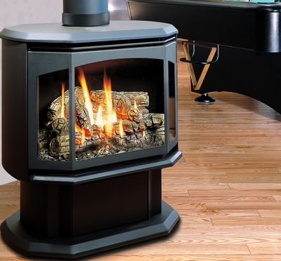 Gas Stoves. Northern Heating and Fireplaces, with 21 years experience serving our customers.