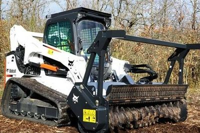 4D Land Services Forestry Mulching machine