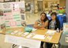 Our booth at the GISD Business Fair!- Photo credit to Ron Parks!