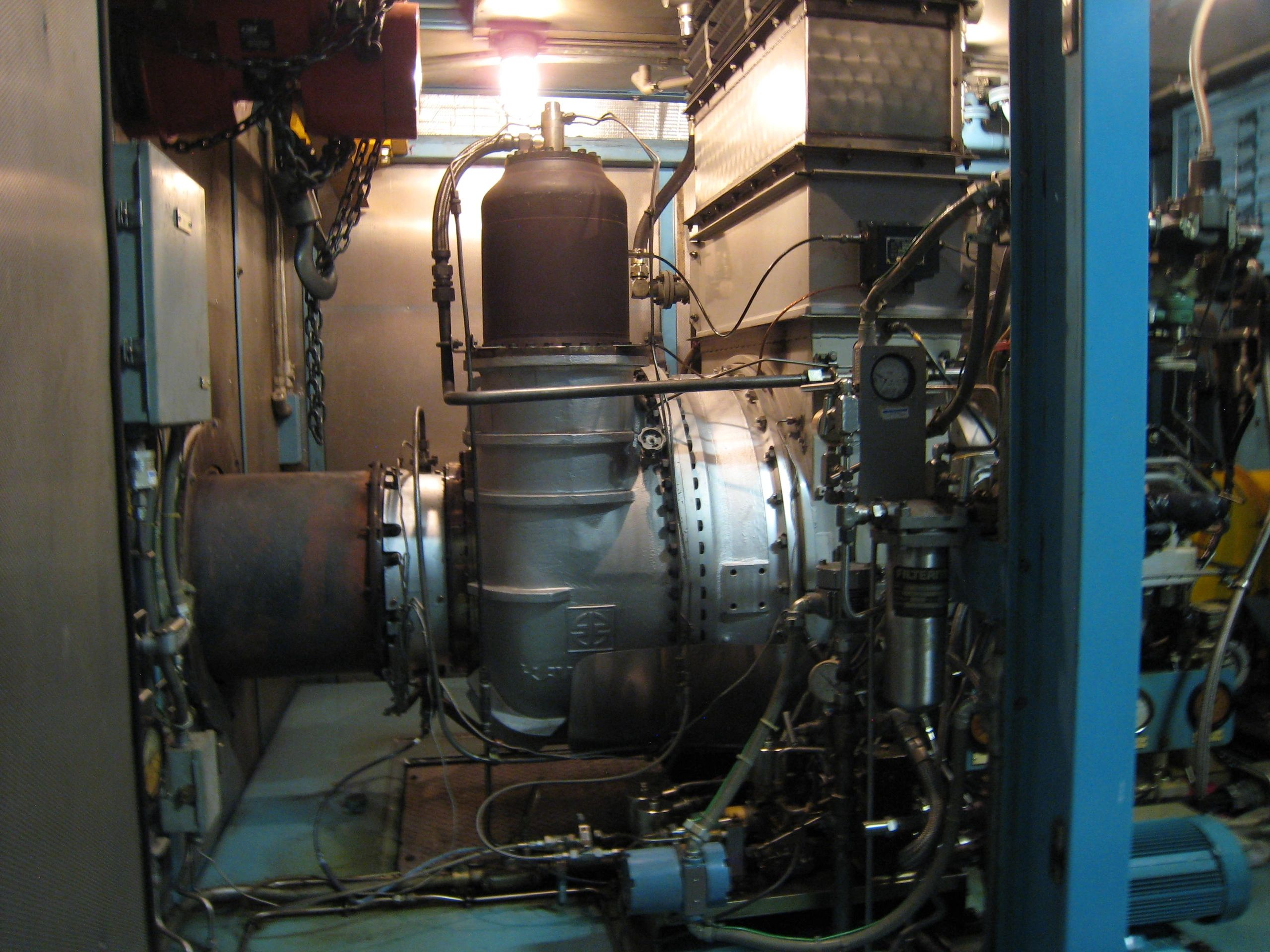 Turbine Inspection Services Home