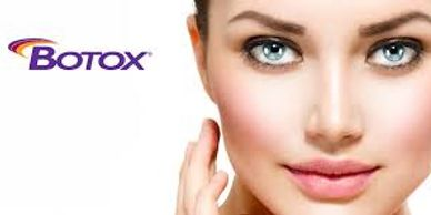 botox relaxes the muscle leaving you looking younger