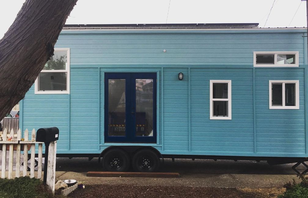 Business model Tiny Home