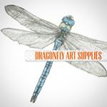 Dragonfly art supplies and studios