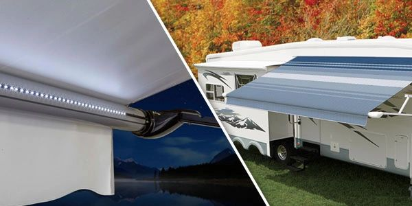 RV Awning replacement fabrics