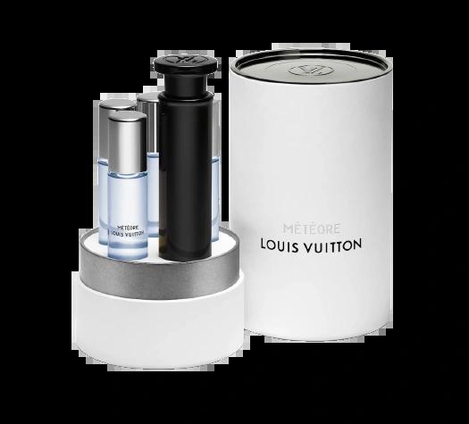 """Louis Vuitton """"Meteore"""" Travel Set"""