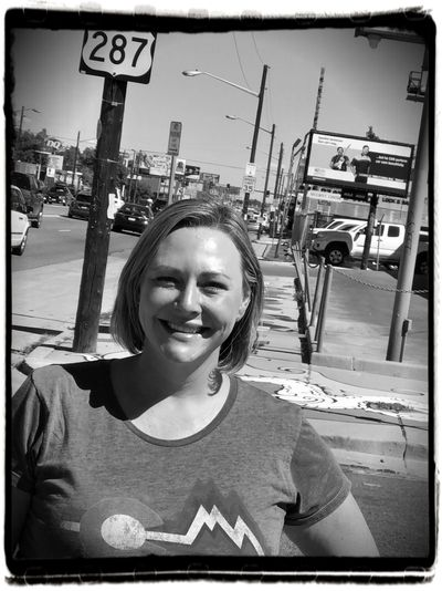 Colfax Avenue in Denver is America's longest street. Amanda supports its many small businesses.