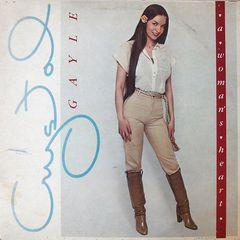 Crystal Gayle album A Woman's Heart