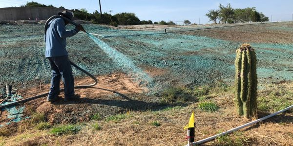 Austin HydroSeeding is the best Hydroseeding Hydromulching Austin Texas Central Detailed Clean Spray