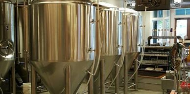 Brewery Facility Photo