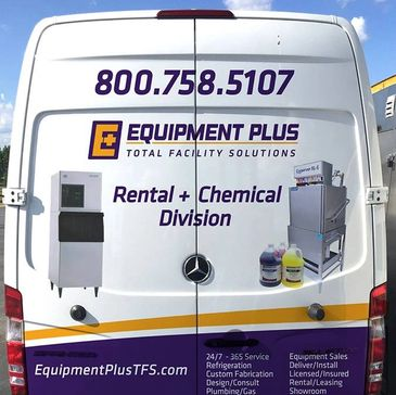 Equipment Rental and Chemical Sales