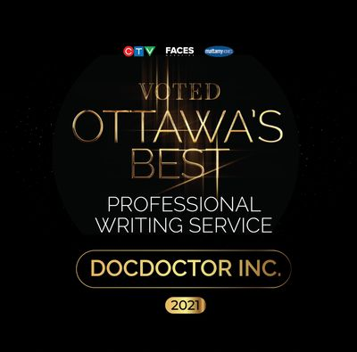 DocDoctor Resume Writing Services Professional Editing, Content Writing, Ghostwriting, Cover Letters