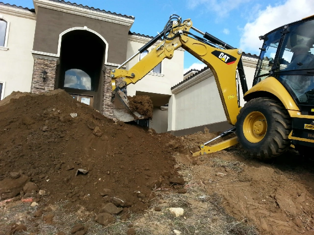 Septic Tank Excavating