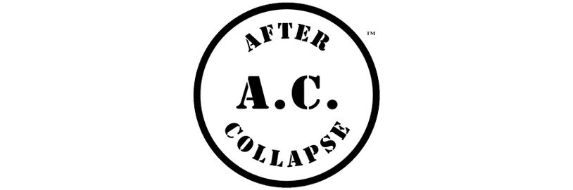 Disk logo for A.C.: AFTER COLLAPSE™