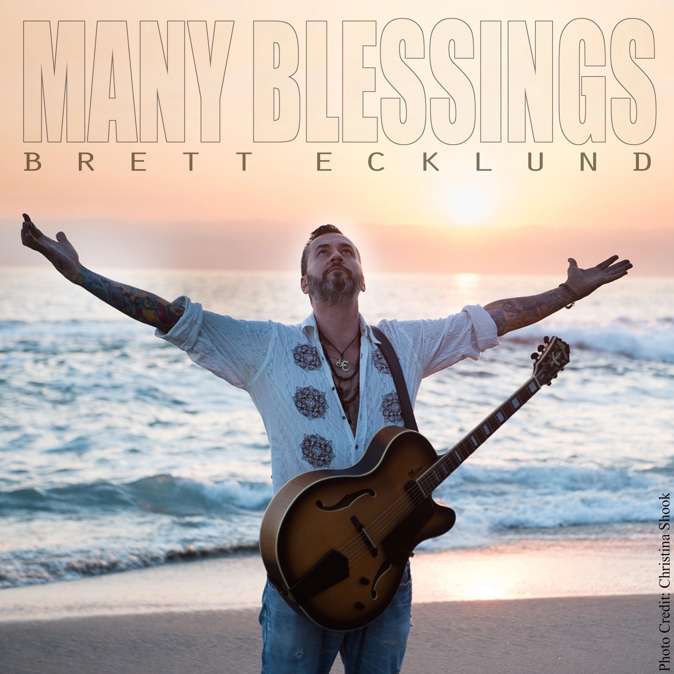 "New Single ""Many Blessings"" Now Available Worldwide!"