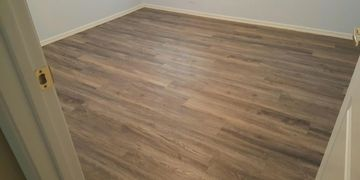 laminate, hand-scraped, distressed, inexpensive, wood look snap together, pergo