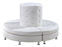 Tete a tete furniture rental for weddings