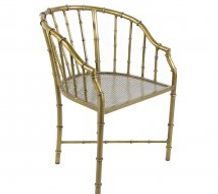 gold chair rental