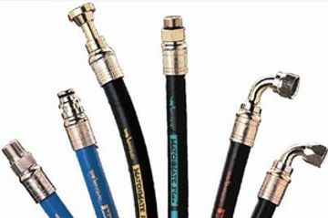 "We make hydraulic hoses up to 1 ½ "" and carry most popular fittings. HD PM/OIL and car oil services"