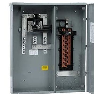 400 amp all in one electric panel