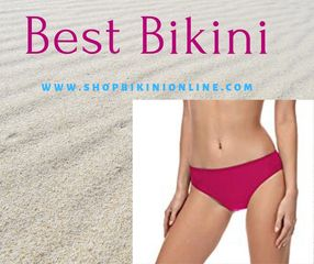 Ladies' bikini slip; Classic cut; Lined front  Soft, elastic and durable, Italian material