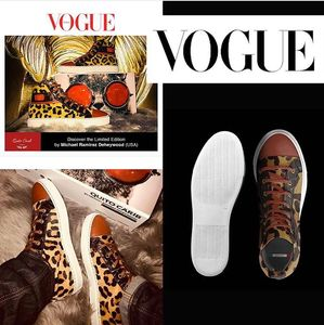 Quito Carib Superfly Series 12 landed on the page of Vogue Italia Newsletter 5/2019  as a must have.