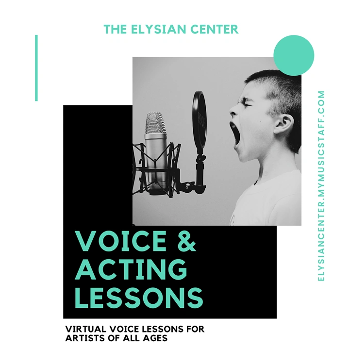 Online Voice & Acting Lessons