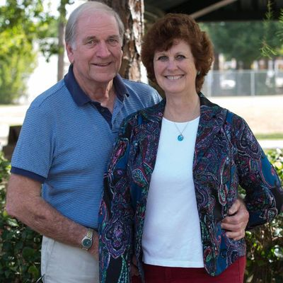 Terry and Deborah Haydon, owners/members