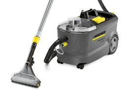 Karcher Authorised Dealer of Industrial Carpet / Upholstery Cleaners: Leicester / Northampton Puzzi